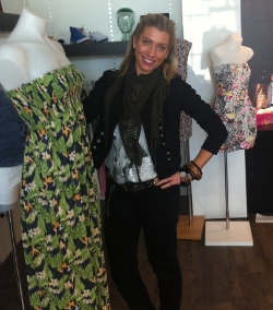 Jemma Browne womenswear designer