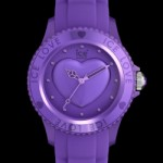 Ice-Love Heart Watches