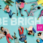 GAP Be Bright – Coloured Jeans