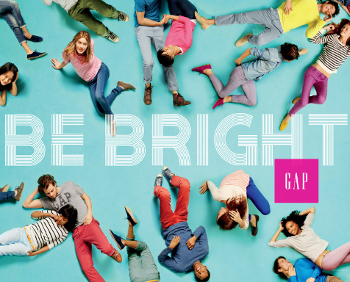 GAP BE BRIGHT