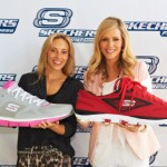 Sophie Falkiner for Skechers