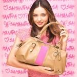 Miranda Kerr – Samantha Thavasa Bags (Japan)