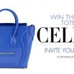 MyNetSale – Win a Celine Tote Bag