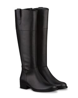 ladies-boots-beaumont-black-leather-2266-2