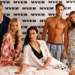 Myer teams up with Peter Alexander