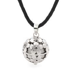 Silver Frangipani