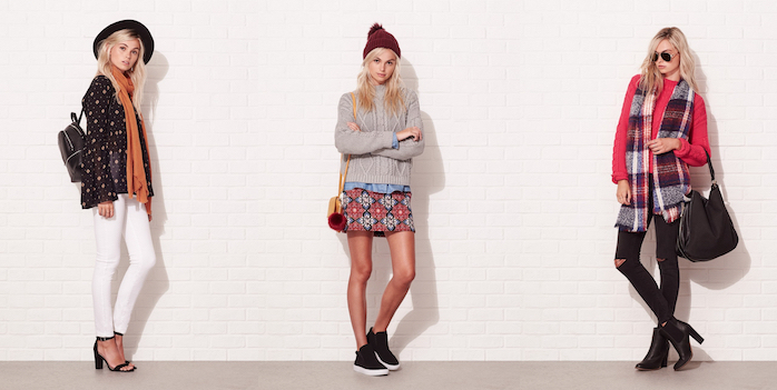 Sportsgirl Collection: Eclectic Nomad